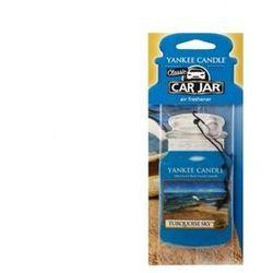 Car Jar zapach samochodowy Turquoise Sky™ 1sztuka