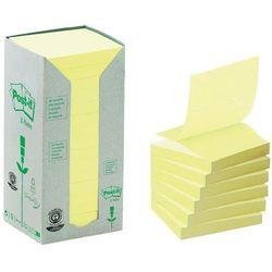Karteczki Post-It Recycling Z-Notes, 3M FT510280090, R3301T