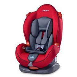 Fotelik samochodowy Sport Classic 9-25kg Caretero + GRATIS (czerwony)
