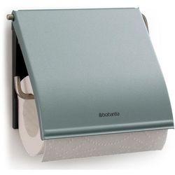 Brabantia Uchwyt na papier toaletowy Classic, matowy