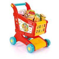 Pozostałe zabawki, Wózek na zakupy z akcesoriami