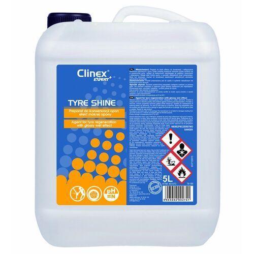 Pielęgnacja felg i opon, Expert+ Tyre Shine Clinex 5L - Preparat do konserwacji opon efekt mokrej opony