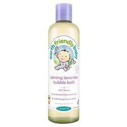 - EARTH FRIENDLY BABY - Organiczny płyn do kąpieli o zapachu LAWENDA