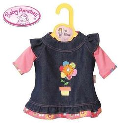 Baby Born Doolly Moda Sukienka Jeans Lalka 38-46 - HITY WiecejZabawek.pl. Szybka wysyłka - 100% Zadowolenia. Sprawdź już dziś!