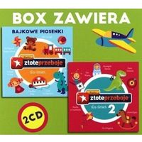 Bajki i piosenki, Box 2cd Radio Złote Przeboje Dla Dzieci