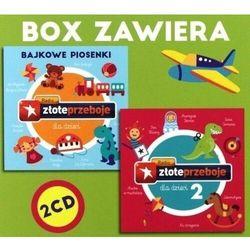Box 2cd Radio Złote Przeboje Dla Dzieci