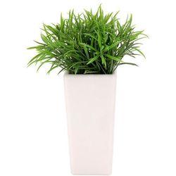 Sztuczna roślina doniczkowa, sztuczny kwiat w doniczce - bambus