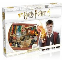 Puzzle, Puzzle 1000 Harry Potter Hogwarts