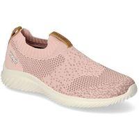 Damskie obuwie sportowe, Sneakersy Wrangler WL11531A Różowe