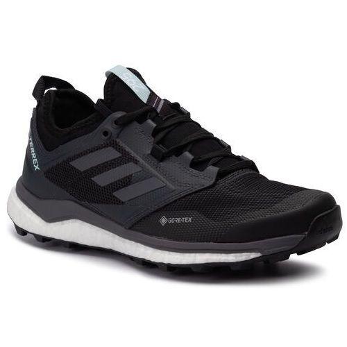 Damskie obuwie sportowe, Buty adidas - Terrex Agravic Xt Gtx W GORE-TEX AC7664 Cblack/Grefiv/Ashgrn