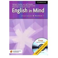 Leksykony techniczne, English in Mind 3 Workbook + CD (opr. miękka)