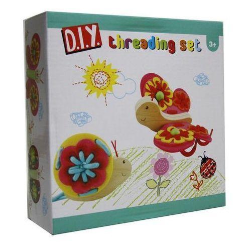 Kreatywne dla dzieci, Zestaw kreatywny ze sznurkami