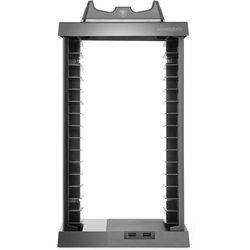Organizer SNAKEBYTE Charge:Tower Pro z ładowarką do kontrolerów DualShock 4 + DARMOWY TRANSPORT!