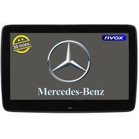 """Monitory samochodowe, Monitor samochodowy zagłówkowy dedykowany do MERCEDES BENZ 10"""" LED HD z systemem ANDROID oraz USB SD FM BT WiFi 12V"""