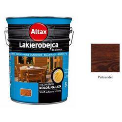ALTAX- lakierobejca do drewna, palisander, 5 l