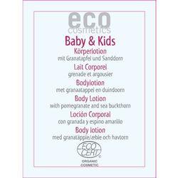BABY & KIDS Balsam dla dzieci z owocem granatu i rokitnikiem 5 ml