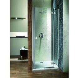 Radaway drzwi wnękowe Almatea DWJ 110 prawe, szkło Intimato wys. 195 cm. 31312-01-12N