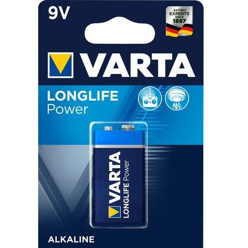Baterie, Bateria alkaliczna Varta High Energy 6LR61 9V