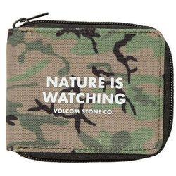 portfel VOLCOM - Full Zip Wlt Camouflage (CAM) rozmiar: OS