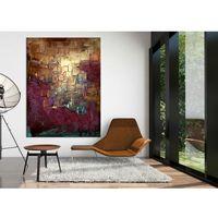 Obrazy, duże obrazy na zamówienie - ekskluzywne dekoracje ścienne - do restauracji, apartametów, loftów, salonu z antresolą rabat 15%