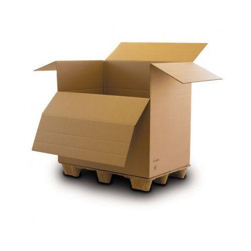 Przybory do pakowania, Karton paletowy, tektura 5-warstwowa, 1200x800x110 mm, 10 szt.