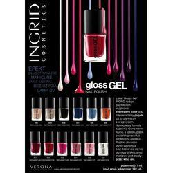 Ingrid Lakier do paznokci żelowy Gloss Gel nr 530 7ml