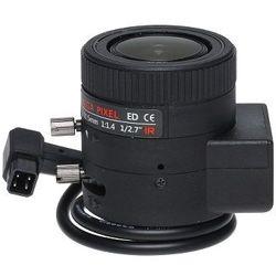 OBIEKTYW ZOOM IR MEGA-PIXEL 30CS27-3010/DC 3... 10.5 mm DC LENEX