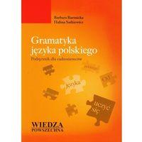 Książki do nauki języka, Gramatyka Języka Polskiego. Podręcznik Dla Cudzoziemców (opr. miękka)