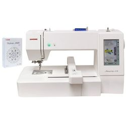 Hafciarka Janome MC400e + GRATISY + program Digitizer MBX + kurier 24h