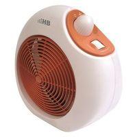 Termowentylatory, HB Termowentylator biało-pomarańczowy (FH2005) Darmowy odbiór w 19 miastach!