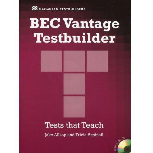 Książki do nauki języka, Bec Vantage Testbuilder (opr. miękka)