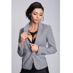 Ramiączka damskie Julimex Lady Boss Rosette czarne