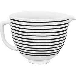 Dzieża do mikserów kitchenaid horizontal stripes 4,7 l