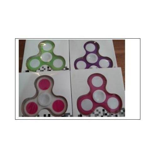 Pozostałe zabawki, Spinner gumowy, różne kolory