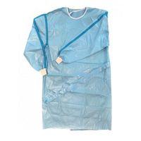 Ubrania medyczne, Fartuch medyczny ochronny Banded Laminated Gown S60 Teo-18