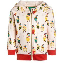 Little Green Radicals STARRY EYED TIGER ZIP HOODIE Bluza rozpinana multicolor