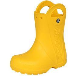 Crocs Handle It Buty przeciwdeszczowe Dzieci, żółty EU 25-26 2021 Kalosze