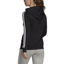 Bluza z kapturem damska adidas Cero Essential czarna GL0792
