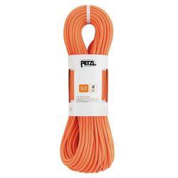 Petzl Volta Lina 9,2 mm x 80 m, orange 2020 Liny połówkowe
