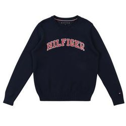 TOMMY HILFIGER Sweter schwarz