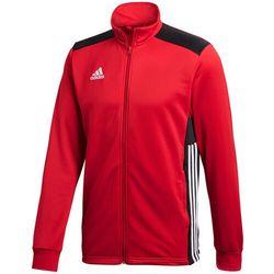 Bluza męska adidas Regista 18 Polyester Jacket czerwona CZ8628