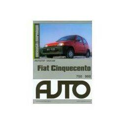 Fiat Cinquecento 700 900: obsługa i naprawa (opr. miękka)