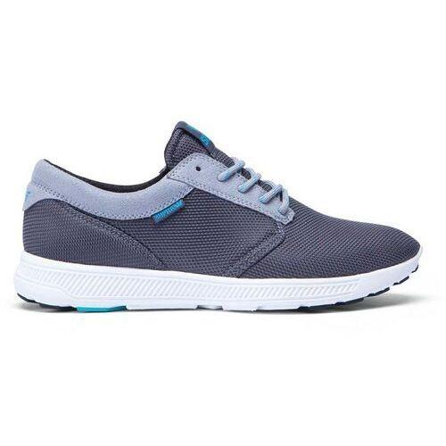 Obuwie sportowe dla mężczyzn, buty SUPRA - Hammer Run Charcoal/Light Grey-White (CHR)