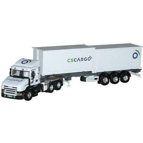 Ciężarówki dla dzieci, Monti Systém Ciężarówka 70 CS CARGO Scania 1:48 - BEZPŁATNY ODBIÓR: WROCŁAW!