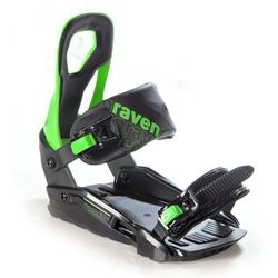 Raven s200 (black / green) 2019