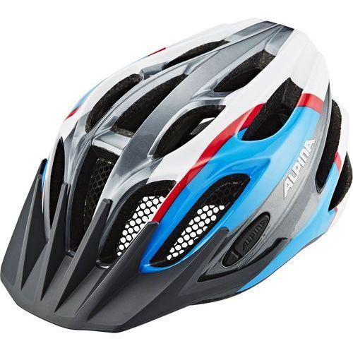 Pozostała odzież dziecięca, Alpina FB 2.0 Flash Kask rowerowy Dzieci niebieski/czarny 50-55cm 2018 Kaski dla dzieci