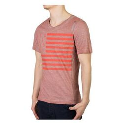 T-shirt Reebok Yoga Graphic Tee B89935 - Pomarańczowy
