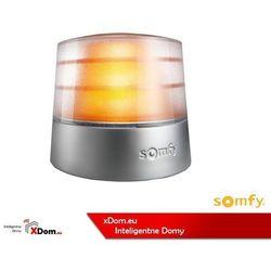 Somfy 9014082 lampa sygnalizacyjna pomarańczowa Master Pro 24V z anteną RTS