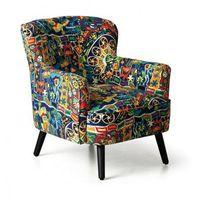 Fotele, Fotel Patchwork IN
