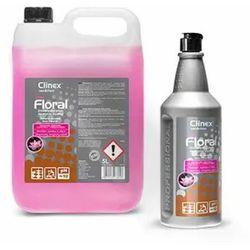 Floral Blush Clinex 1L - Uniwersalny płyn do mycia podłóg